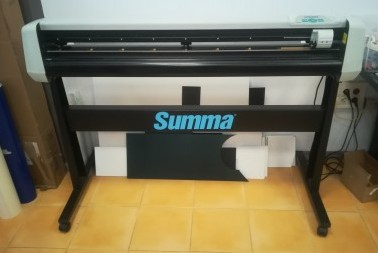 vendo ploter de corte summa d120