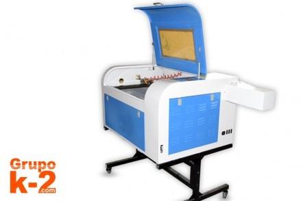 Máquina Corte Grabado Láser por CO2 400X600mm 50W