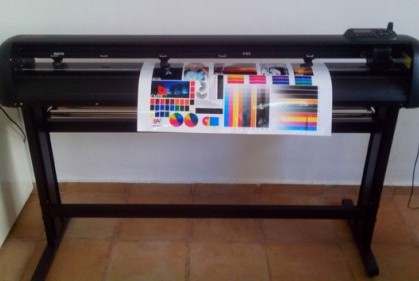 PLOTTER REFINE CC-1350