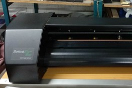 ploter corte summagraphics sign T610