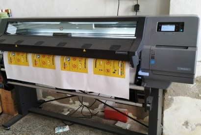 Vendo Plotter HP315 Latex nuevo