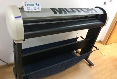 Se vende plotter de corte Mutoh Ultima SC1400D