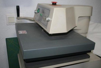 Prensa Térmica Pneumatic Poli-Tape