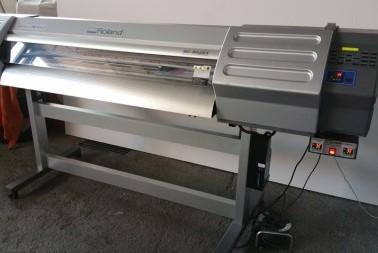 URGE POR TRASLADO Roland SC545EX Impresión y corte