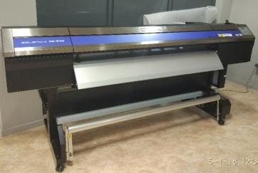 PLOTTER ROLAND XR-640