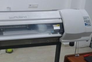 Roland SP 300 Impresión y Corte