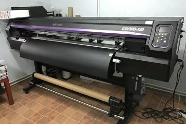 Plotter Impresion y Corte Mimaki CJV300